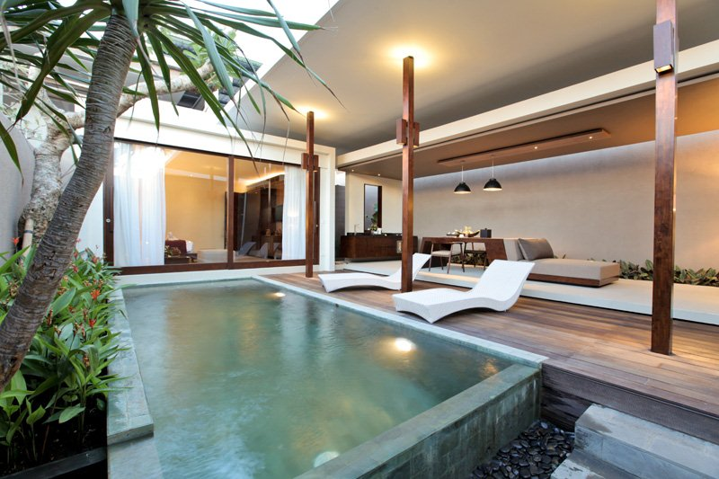 One Bedroom Private Pool Villa Asa Bali Luxury Villas Spa Official Website